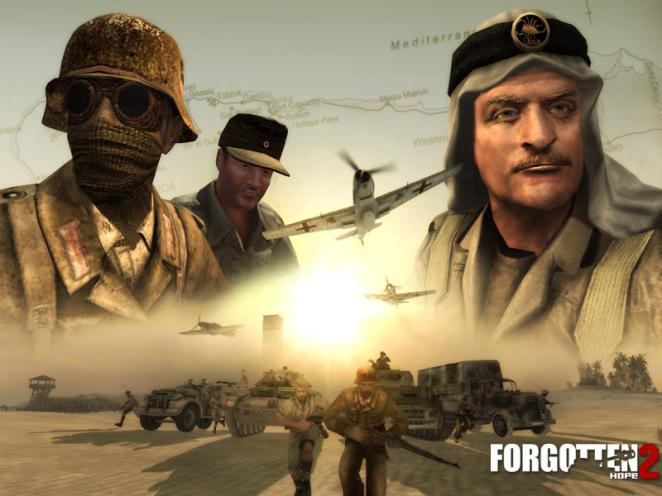 Best Mod 2007: Forgotten Hope 2: Mehr Bilder in der Galerie