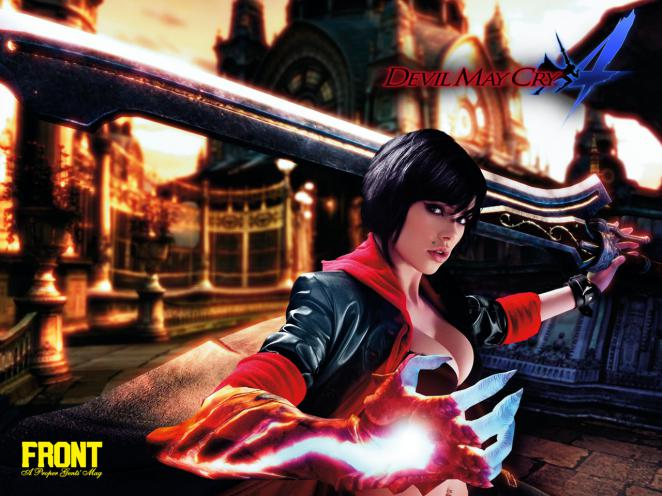 Devil May Cry 4::