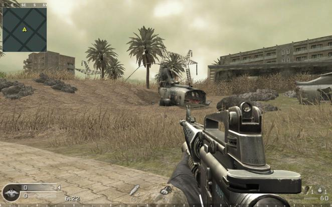Call of Duty 4 Map Contest: GrymmWolf Karkand map