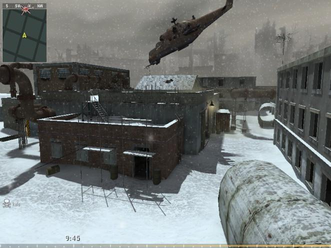 Call of Duty 4 Map Contest: kals