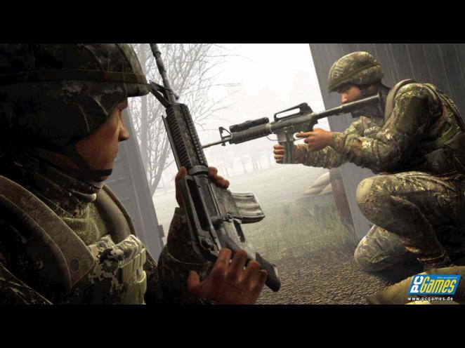 Operation Flashpoint 2: Dragon Rising / pcgames.de