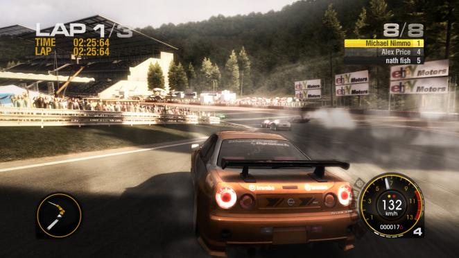 Race Driver GRID Die besten Screenshots