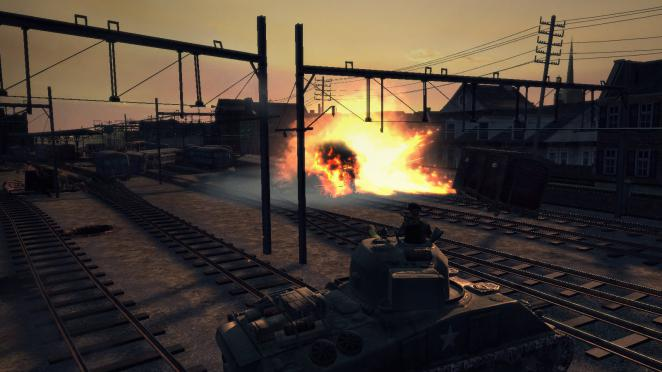 Brothers in Arms: Hell's Highway is scheduled for release in August, 2008.