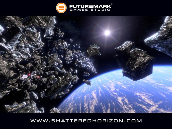 Shattered Horizon: Erste Screenshots des Shooters von Futuremark Game Studio