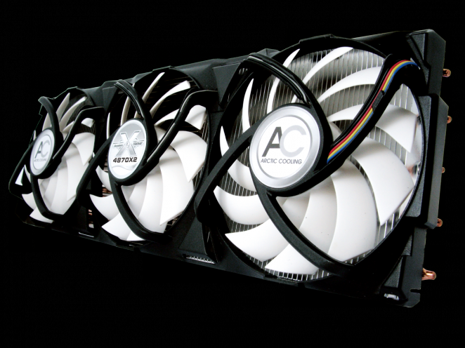 Arctic Cooling Accelero Xtreme 4870 X2