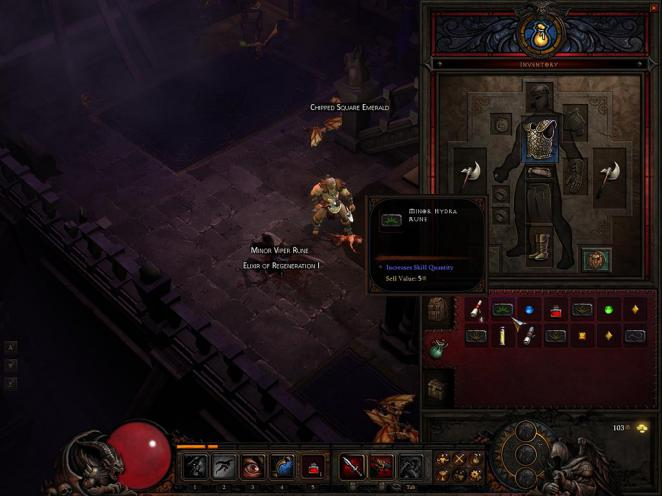 Diablo 3: Hands-on test at the Gamescom (6)