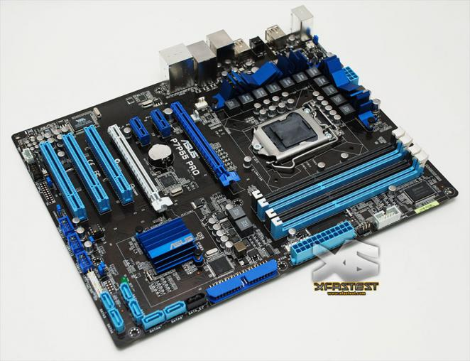 Asus P7P55: P55 motherboard with SLI support?