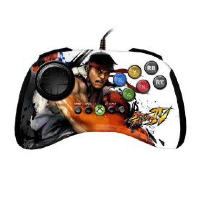 Street Fighter 4 Fight Pad