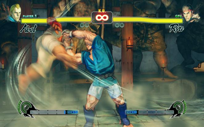 Street Fighter IV PC: Soft Smoke Particle
