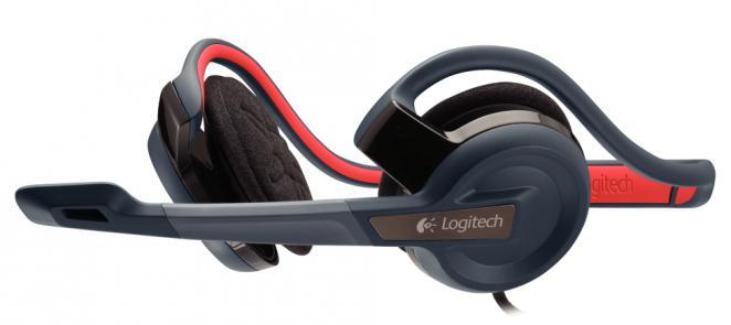logitech g330 neues spieler headset mit verstellbarer. Black Bedroom Furniture Sets. Home Design Ideas