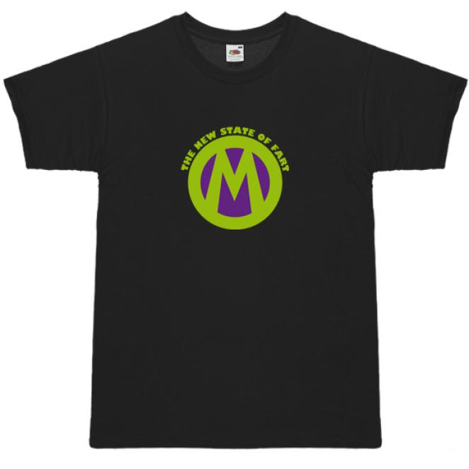 T-Shirt 'Mr. Methane' Official Merchandise