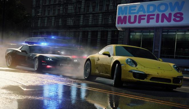 Need for Speed Most Wanted, 2012.
