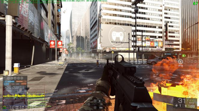 Battlefield 4: Windows 8.1 dominiert weiterhin Windows 7 in der Performance (10)