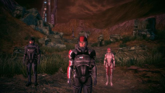 PCGH-Kolumne Modding - Mass Effect HD Textures