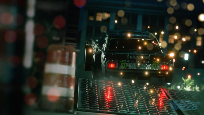 Need for Speed: Tiefenschärfe und Bokeh-Effekt