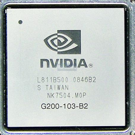 Nvidia Geforce GTX 260-216 (55nm): Der GT200b, erkennbar am B2