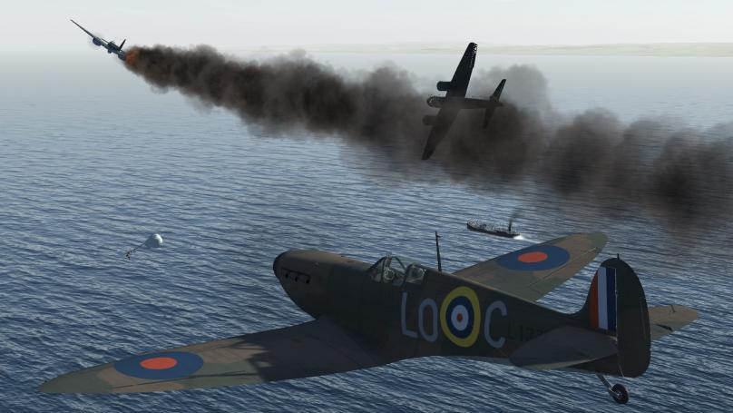 IL-2 Sturmovik - Cliffs of Dover (5)