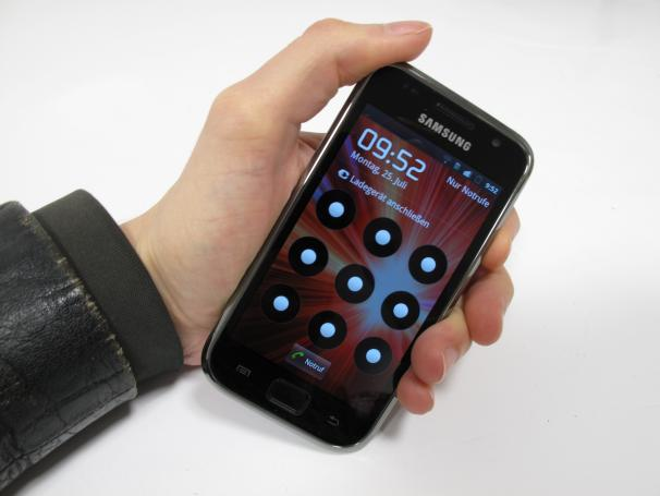 Hands-on-Test: Samsung Galaxy Plus - 4-Zoll-AMOLED-Dispay und 1,4-GHz-CPU (6)