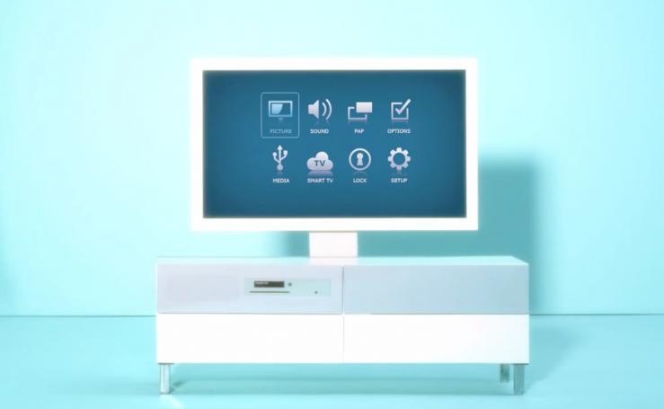 ikea uppleva spezielle heimkino m bel samt elektronik. Black Bedroom Furniture Sets. Home Design Ideas