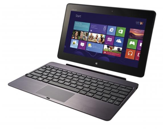 asus vivotab rt tablet pc mit tastatur dock und windows 8 rt. Black Bedroom Furniture Sets. Home Design Ideas
