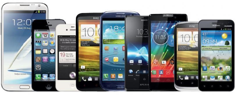 35 handys smartphones im test bestenliste f r april 2013 powered by pad phone. Black Bedroom Furniture Sets. Home Design Ideas