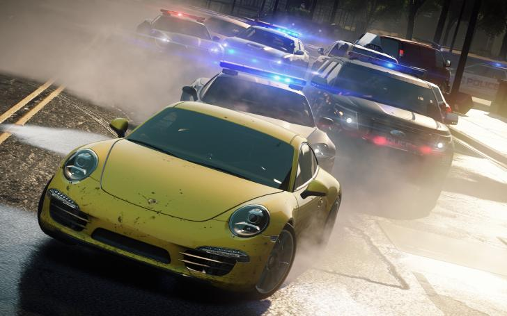 Need for Speed Most Wanted: Patch 1.2 für PC behebt Probleme unter SLI und Crossfire (5)