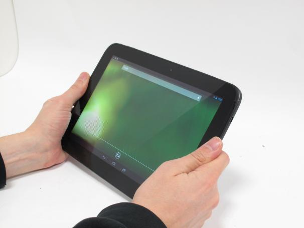 how to take a screenshot on a samsung nexus tablet