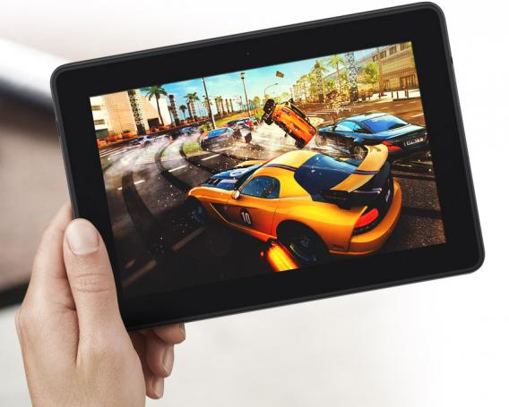 Kindle Fire HDX presented: Up to four cores and 2,560 x 1,600 pixels