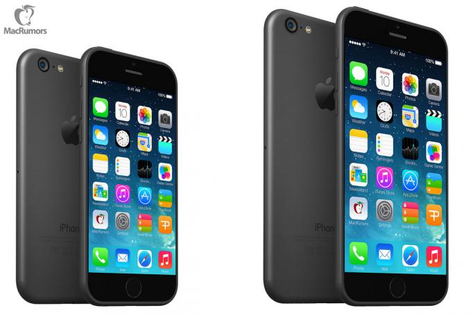 iphone 6 4 7 zoll version angeblich im september phablet kommt fr hestens weihnachten. Black Bedroom Furniture Sets. Home Design Ideas