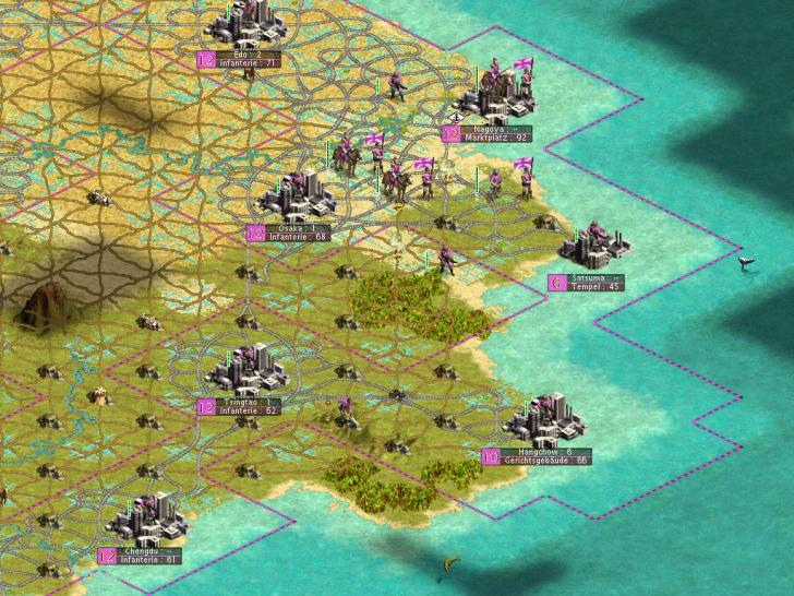 Civilization 3 erhält Patch für Multiplayer über Steam. (1)