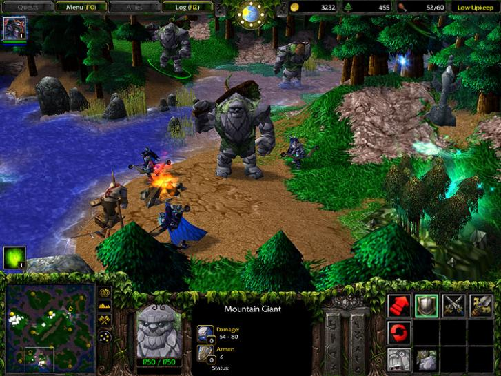 Beispielfoto: Warcraft III: The Frozen Throne