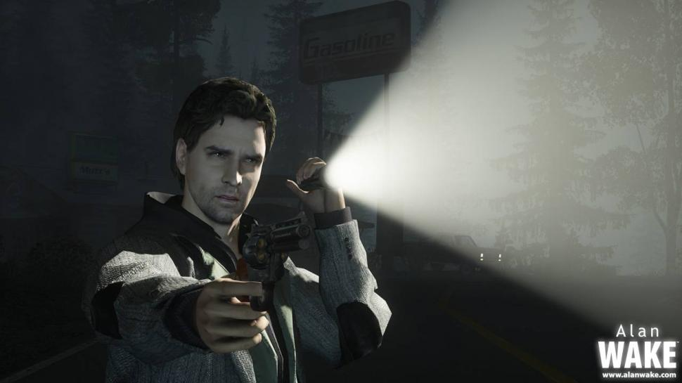 <b>Alan Wake</b>: PCGH im Interview mit den Alan Wake-Machern