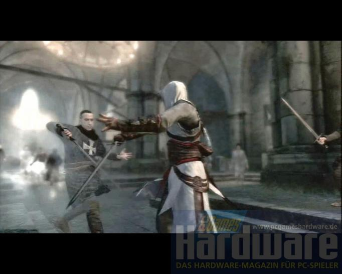 Assassin's Creed (Interview Gametrailers.com, Bild: PCGH)