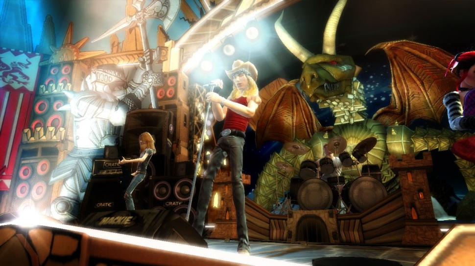 Guitar Hero World Tour will be the next part of the series that comes for the PC after Guitar Hero III (pictured). (1)