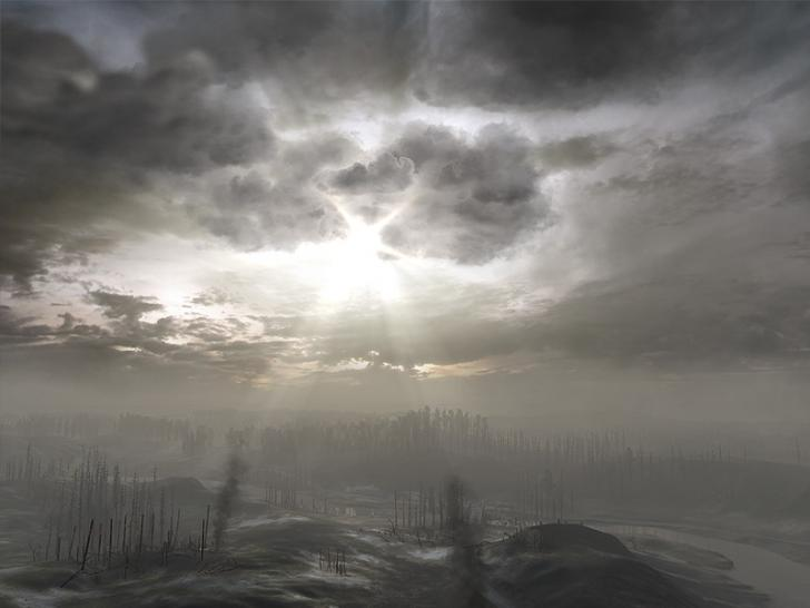 World in Conflict: God Rays