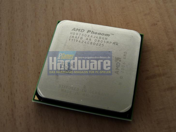 [17/03/08] Der Phenom 9750: 2,4 GHz, B3-Stepping ohne TLB-Bug