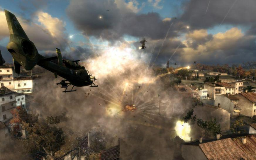 World in Conflict: Soviet Assault (1)