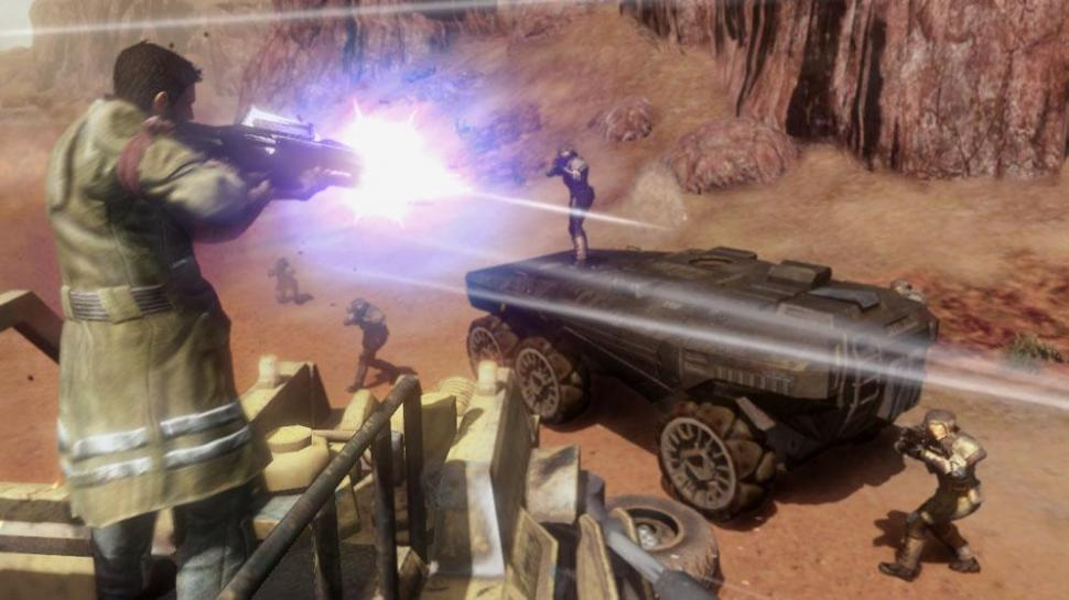 Red Faction: Guerrilla (1)