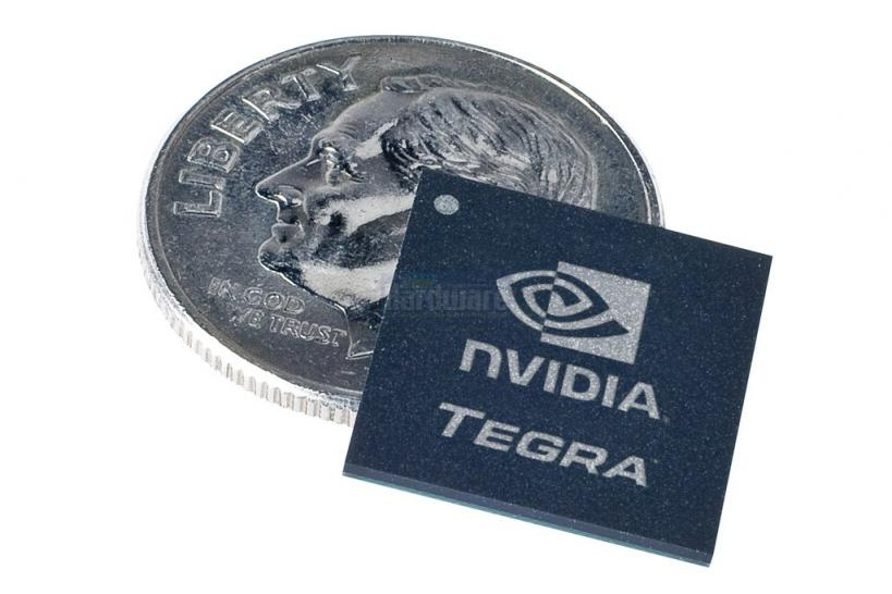 Nvidia Tegra: System-on-a-Chip (8)