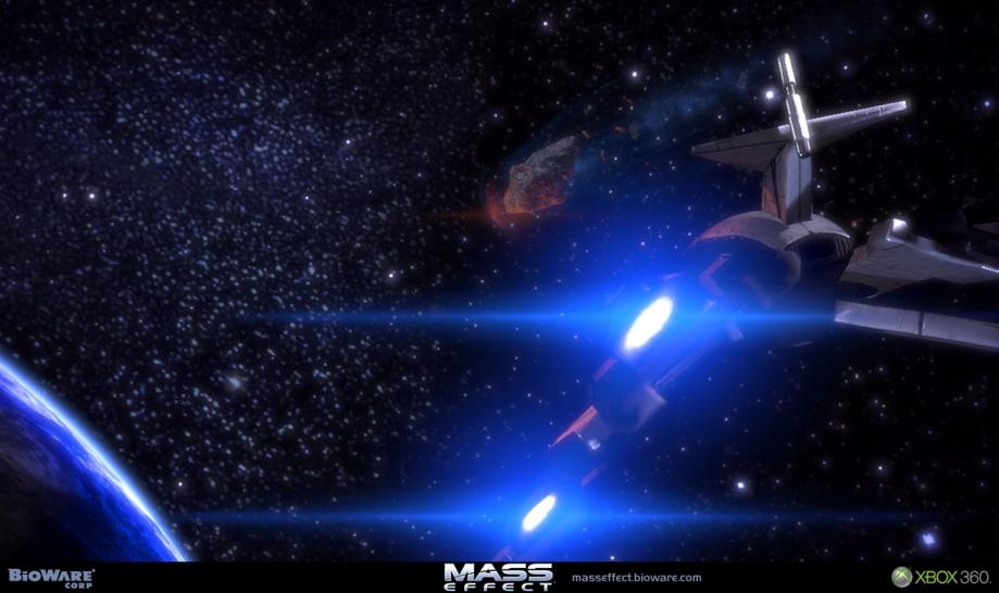 Mass Effect: The free add-on <b>Bring Down the Sky</b> and Patch 1.02 will please fans.