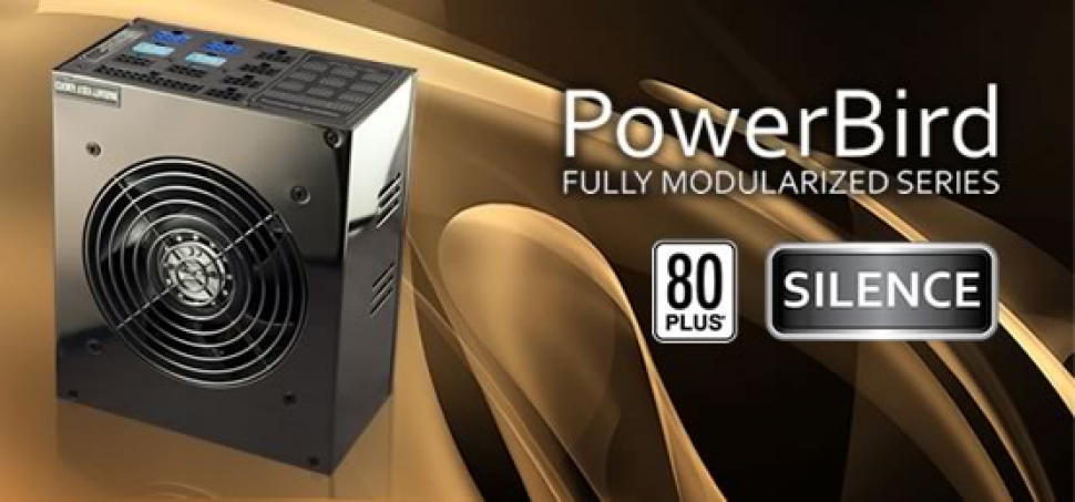 <b>Power Bird</b>: New power supply units by Topower (picture: Topower)