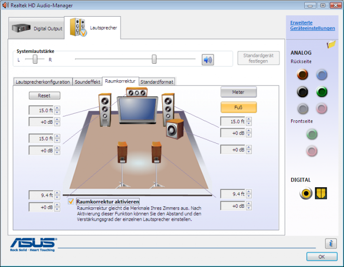 Download: Realtek HD audio driver 2 39 with graphic equalizer
