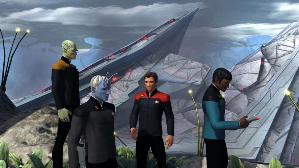 Screenshots aus Star Trek Online (1)