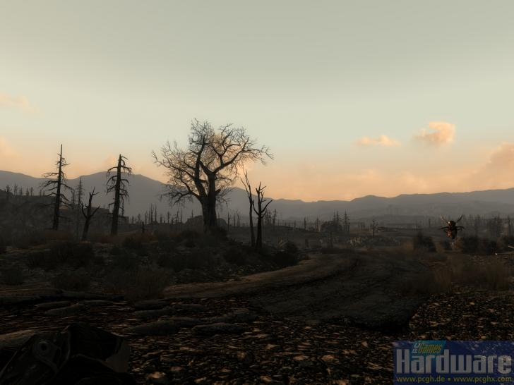Fallout: New Vegas will use the same engine as Fallout 3 (pictured). (1)