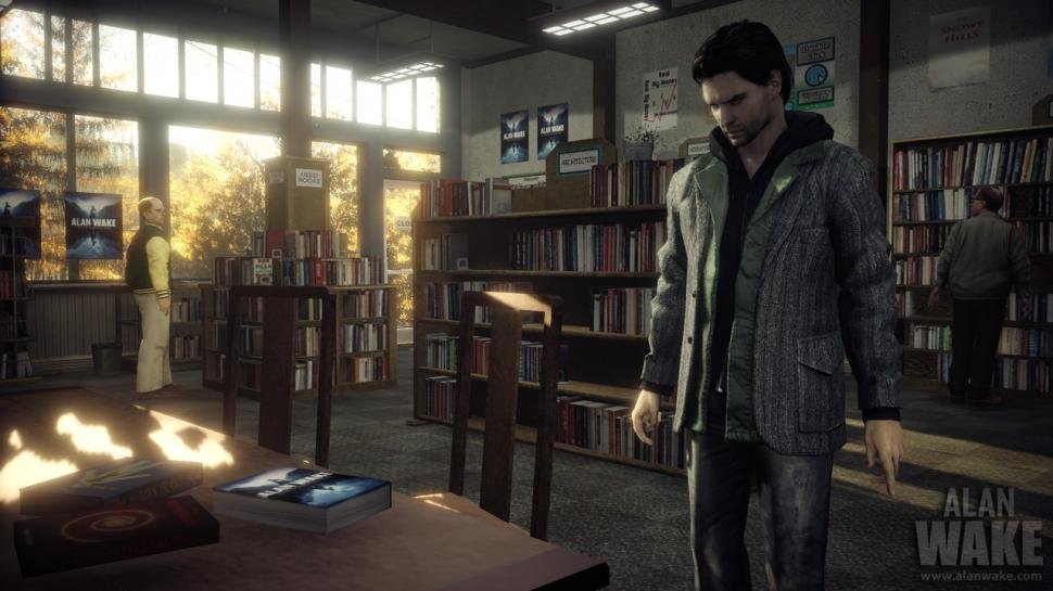 Alan Wake: Unfortunately the game is also a possible candidate for further delay. A 2009 release is not officially confirmed.