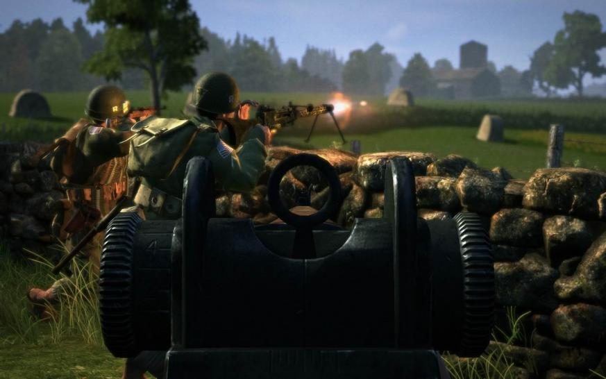 Platz38:Brothers in Arms Hell's Highway0Stimmen;0%