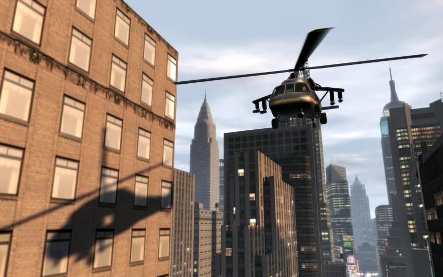 GTA 4: Patch für die PC-Version als Download (1)