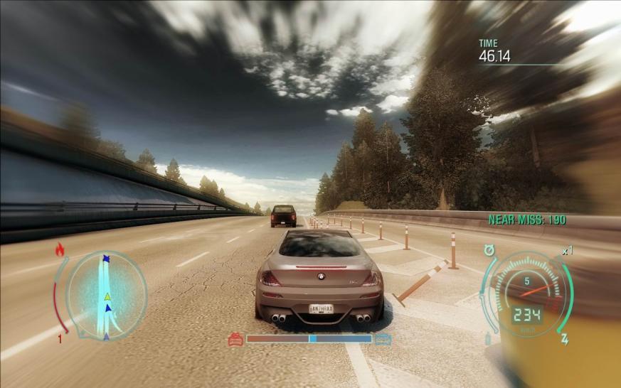 Скриншоты - миниатюра скриншота Need for Speed: Undercover. файлы; читы. .
