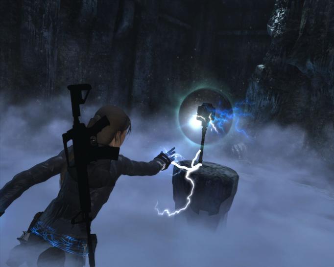 Скачать бесплатно файлы для Tomb Raider Underworld карты, моды, патчи.