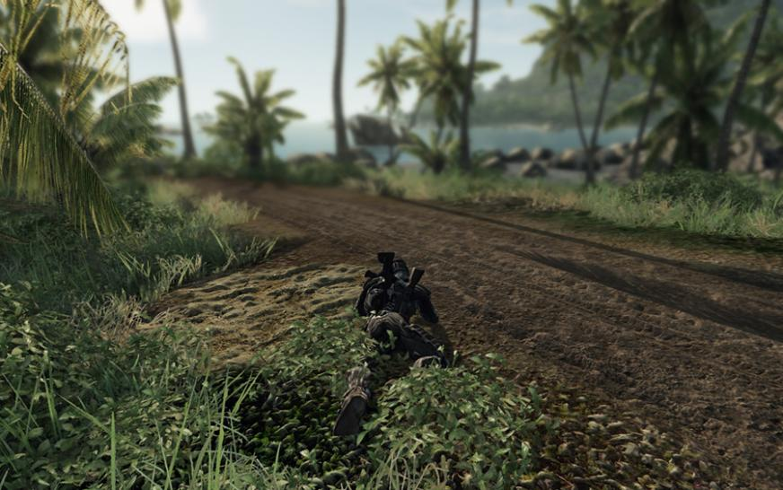 Crysis Wars: Patch 1.4 and Editor under way